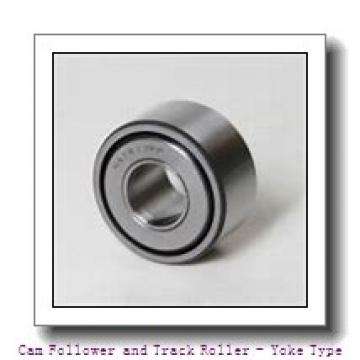 CARTER MFG. CO. YNB-36-S  Cam Follower and Track Roller - Yoke Type