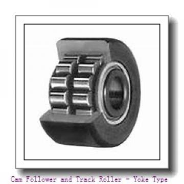 INA NATR8-X-PP  Cam Follower and Track Roller - Yoke Type