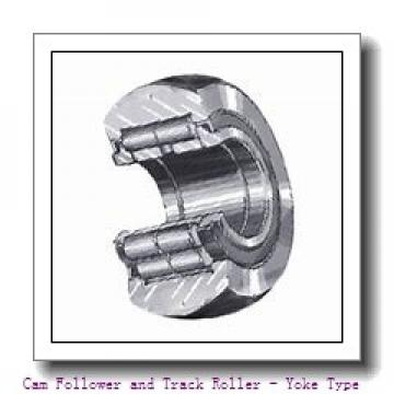 INA NATR15-X-PP  Cam Follower and Track Roller - Yoke Type