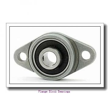 DODGE F4B-GTEZ-115-SHCR  Flange Block Bearings