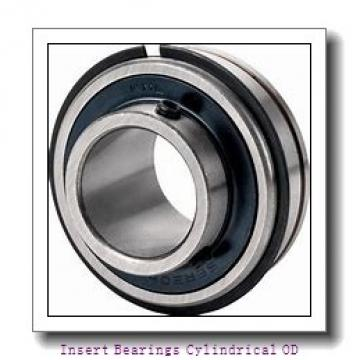 25 mm x 52 mm x 21,44 mm  TIMKEN RAE25RR  Insert Bearings Cylindrical OD