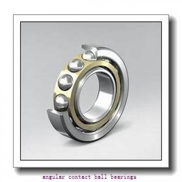 20 mm x 52 mm x 22.2 mm  SKF 3304 A-2RS1  Angular Contact Ball Bearings