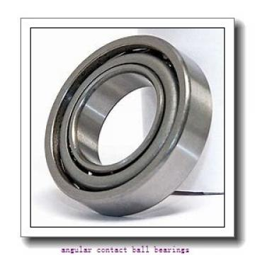 105 mm x 190 mm x 36 mm  SKF 7221 BECBM  Angular Contact Ball Bearings