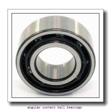 110 mm x 200 mm x 38 mm  TIMKEN 7222WN MBR  Angular Contact Ball Bearings