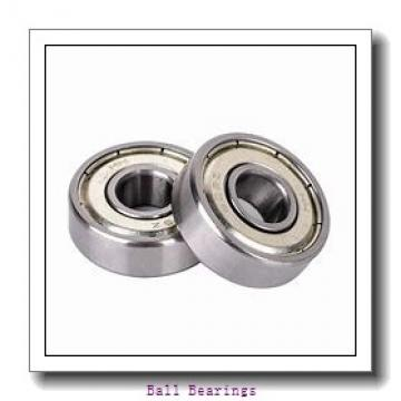 BEARINGS LIMITED WC87501  Ball Bearings